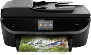 123 HP Officejet Printer