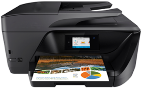 123 HP Officejet Pro Printer