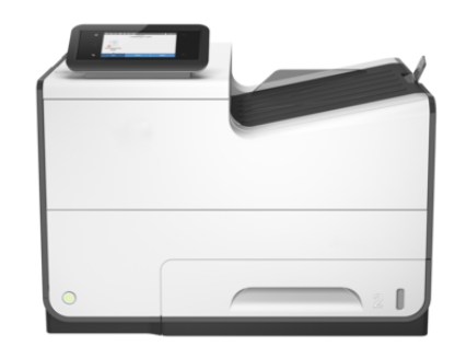 123 hp Pagewide 552dw printer