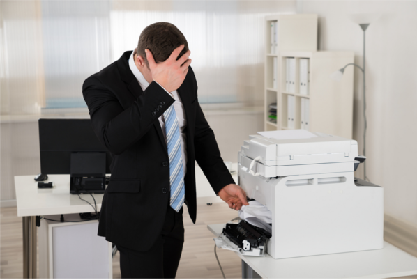HP Laserjet pro M452DN Printer troubleshooting