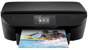 123 hp envy 5665 printer