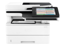HP Laserjet m527z Printer