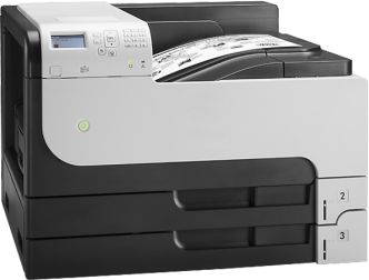 HP Laserjet M712DN Printer