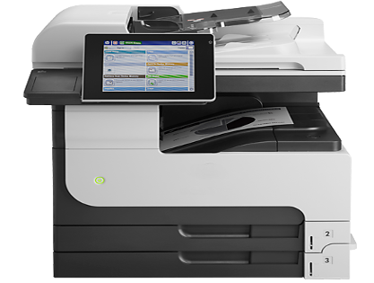 HP Laserjet M725DN printer