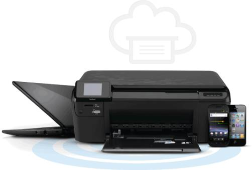 HP OfficeJet 5255 Cloudprint Setup