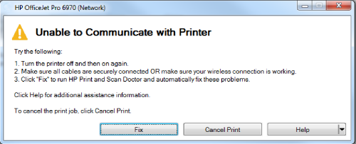 HP OfficeJet Pro 8740 Troubleshooting