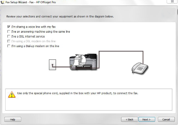 How To Fax HP Officejet Pro 8710