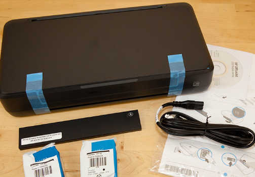 How To Install HP Officejet 200 Printer