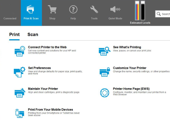 How To Scan From HP OfficeJet 4650 Printer