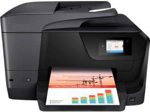 HP Officejet 8702