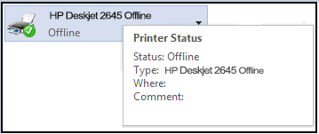HP Deskjet 2645 troubleshooting