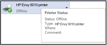 HP Envy 5010 troubleshooting | Fixing Envy 5010 Network Issues
