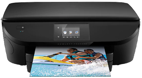 123 hp Envy 5660 printer