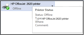 HP Officejet 2620 troubleshooting