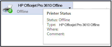 HP Officejet Pro 3610 Troubleshooting