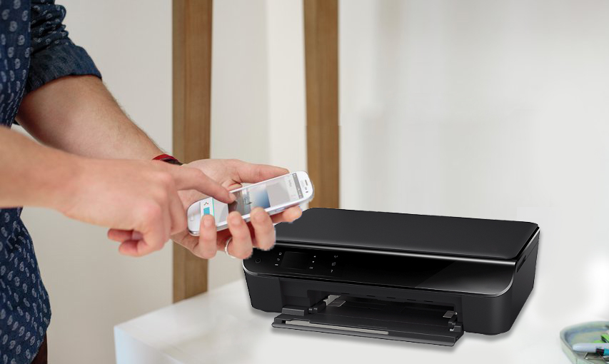 HP Officejet Pro 8600 Mobile Printing