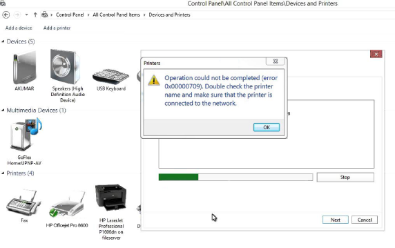 HP Officejet Pro 8600 Troubleshooting
