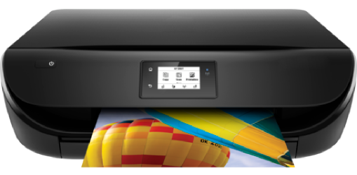 123 hp Envy 4527 printer